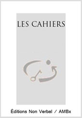 les_cahiers2_editions_non_verbal
