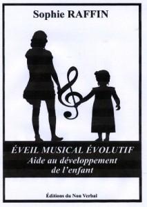 Vient de paraître / Éveil musical évolutif de Sophie Raffin